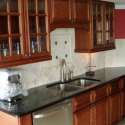 kitchen remodel, condo remodel, condo kitchen remodel, wet bar, granite countertop