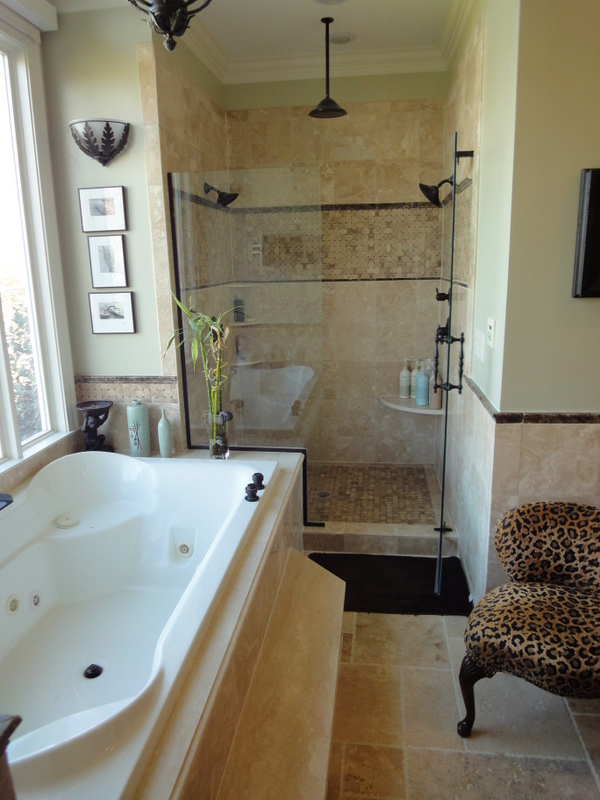 Before And After Best Bathroom Remodeling Wilmington Nc