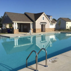 Commercial Pool House